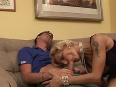 Hairy mature anal sex and hot choking
